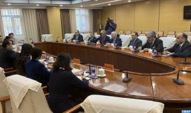 وفد مغربي يبحث في بكين مع مسؤول حكومي صيني سبل تطوير التعاون السياحي والثقافي بين البلدين