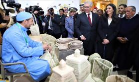 مراكش.. انطلاق الدورة السادسة للأسبوع الوطني للصناعة التقليدية