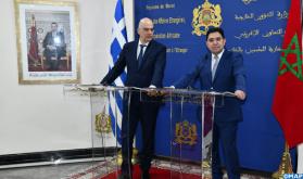 المغرب واليونان عازمان على تعزيز علاقات التعاون بينهما في مختلف المجالات