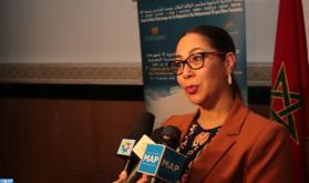 السيدة نزهة بوشارب تدعو من تطوان إلى الحفاظ على المهارة الحرفية ومعمار وتراث المغرب