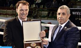 انتخاب المغربي عبد الكريم الهلالي نائبا لرئيس اتحاد البحر الأبيض المتوسط لرياضات الكيك بوكسينغ