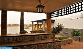 (جمعية فضاء الاوداية) تثمن سير أشغال الترميم الجارية حاليا بالمقهى الموريسكي المتواجدة بالقصبة