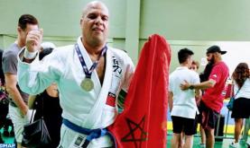 بطل الجيدو المغربي محسن عطاف يفوز بالميدالية الفضية في بطولة دولية بماليزيا