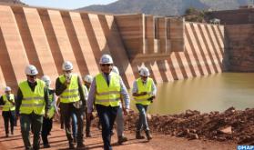 تارودانت.. نسبة تقدم الأشغال بمحطة عبد المومن لتحويل الطاقة بواسطة الضخ بلغت 70 في المائة