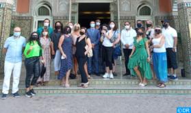 المكتب الوطني المغربي للسياحة ينظم رحلات استكشافية بهدف تسريع مخطط إنعاش السياحة الوطنية