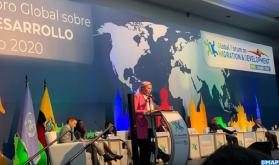 السيدة نزهة الوافي تستعرض بكيتو سياسة المغرب الجديدة في مجال الهجرة واللجوء