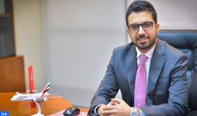 إعادة تشغيل رحلات طيران الإمارات المنتظمة إلى الدار البيضاء تؤكد ثقة الشركة في هذه الوجهة (المدير الإقليمي لطيران الإمارات بالمغرب)
