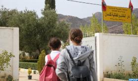 دار الطالبة كلدمان: تمدرس الفتاة أولوية في الوسط القروي