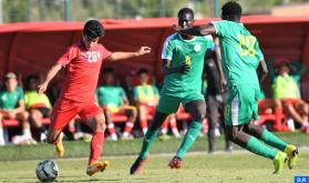 مباراة ودية .. المنتخب المغربي لكرة القدم لأقل من 20 سنة يفوز على نظيره السنغالي 3-1