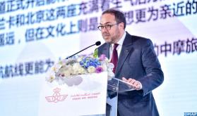 مطار الدار البيضاء سيشكل محورا مهما في ربط الصين بوسط وغرب إفريقيا