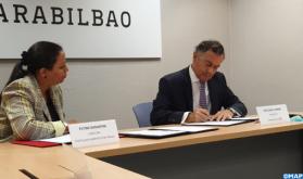إبرام اتفاقية للتعاون بين غرفة التجارة والصناعة والخدمات لسوس-ماسة ونظيرتها ببيلباو