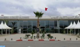 نمو حركة النقل الجوي بمطار الشريف الإدريسي بالحسيمة