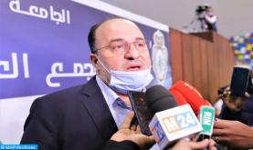 ثلاثة أسئلة للسيد مصطفى أوراش رئيس الجامعة الملكية المغربية لكرة السلة