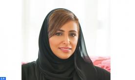 الاماراتية بدور القاسمي أول امرأة عربية رئيسة للاتحاد الدولي للناشرين