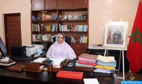 مجلس جهة كلميم - واد نون سينكب على تقوية الجاذبية الاقتصادية للجهة (السيدة بوعيدة)