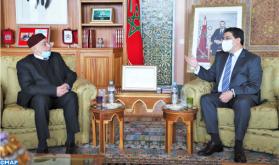 المغرب يعتبر التسريع بتشكيل الحكومة المؤقتة في ليبيا عنصرا أساسيا لتدبير المرحلة الانتقالية (السيد بوريطة)