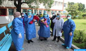 فيروس كورونا بالمغرب : 217 حالة شفاء خلال الـ24 ساعة الأخيرة
