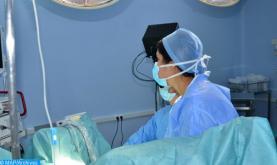أسا الزاك.. حوالي 2000 مستفيد من خدمات قافلة طبية متعددة التخصصات بجماعتي أسا والمحبس
