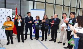 المجلس الوطني لحقوق الإنسان يستقبل أعضاء المجالس التلاميذية بجهة الرباط-سلا-القنيطرة