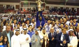 مايتي سبورت الفلبيني يفوز ببطولة دبي الدولية لكرة السلة وجمعية سلا تحل في المركز الثالث