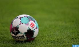 """البطولة الوطنية الاحترافية """"إنوي"""" (الدورة الثانية).. الدفاع الحسني الجديدي يتغلب على ضيفه حسنية أكادير 2-1"""