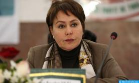 تعيين المغربية بشرى حجيج عضو في لجنة التطوير بجمعية اللجان الأولمبية الإفريقية