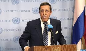 السفير هلال يفند الادعاءات الكاذبة للجزائر حول الصحراء المغربية