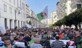 الجزائر.. مظاهرات جديدة للحراك الشعبي للمطالبة بتغيير جذري للنظام