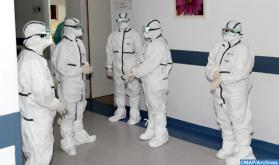 الوضعية الصحية للمصابين بفيروس كورونا من مدينة بوجدور مستقرة