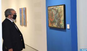 """متحف محمد السادس للفن الحديث والمعاصر يستضيف معرض """"الغرباوي: الجذور السامقات"""""""