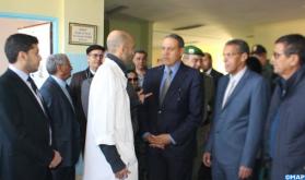 المجلس الإقليمي للعيون يساهم في تحديث المعدات الطبية للمنشآت الاستشفائية