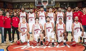 المنتخب الوطني المغربي لكرة السلة في معسكر تدريبي مغلق من 20 إلى 24 يناير الجاري بالرباط