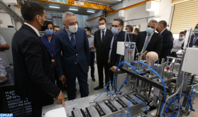 الدار البيضاء.. تقديم جهاز 100 في المائة مغربي لتصنيع الكمامات الواقية
