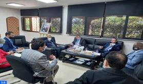 المغرب - الولايات المتحدة .. لقاء بمراكش حول سبل تقوية العلاقات الثقافية واللغوية