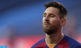 إيقاف النجم الأرجنتيني ليونيل ميسي لمباراتين بسبب طرده في الكأس الممتازة الإسبانية