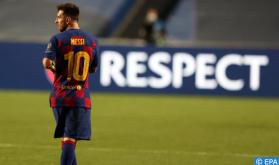 رابطة الدوري الإسباني تؤكد استمرار عقد ميسي مع برشلونة