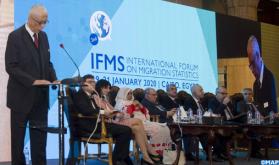 منتدى دولي بالقاهرة يبحث آليات رصد وتحليل إحصاءات الهجرة الدولية بمشاركة مغربية