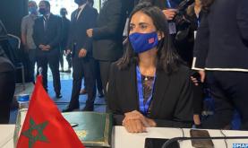 السيدة فتاح العلوي: الأزمة الحالية تتيح الفرصة لإحداث تحول على مستوى قطاع السياحة