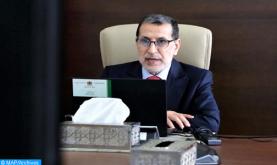 السيد العثماني.. المغرب يضع القضية الفلسطينية والقدس الشريف في مرتبة القضية الوطنية