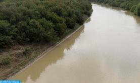 تلون مياه واد بوسكورة.. عينات المياه العادمة مطابقة للمعايير ولا تشكل أية خطورة على البيئة