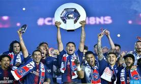 رابطة الدوري الفرنسي تعلن التوقف النهائي للبطولة وتمنح اللقب لنادي باريس سان جرمان