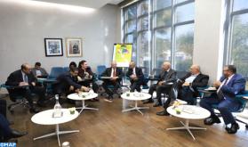 اللجنة الخاصة بالنموذج التنموي تواصل الاستماع للمؤسسات والقوى الحية للأمة باجتماع مع ممثلي الهيئة الوطنية للنزاهة والوقاية من الرشوة ومحاربتها