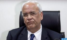 الرئاسة الفلسطينية تنعي القيادي صائب عريقات