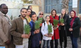 """الدار البيضاء.. انطلاقة فعاليات """"الأسبوع الأخضر 2020"""" للعناية بالطبيعة"""