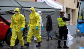 فيروس كورونا في إسبانيا .. تسجيل حالة وفاة واحدة و 182 حالة إصابة مؤكدة في ظرف 24 ساعة