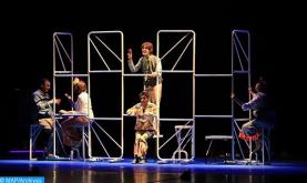 الدورة ال33 للمهرجان الدولي للمسرح الجامعي للدار البيضاء من 26 إلى 30 اكتوبر الجاري
