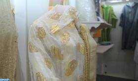 اللباس التقليدي .. جوهرة ثمينة للتراث المغربي بفضل إبداع مصممين بأنامل ذهبية