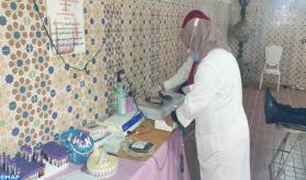 مراكش .. ممونو الحفلات ينخرطون في حملة للتبرع بالدم