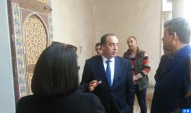 وزارة الثقافة ستسهر على إعادة تأهيل المواقع التاريخية المهددة بآسفي (السيد عبيابة)