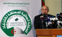 انتخاب عبد المجيد تبون رئيسا للجمهورية